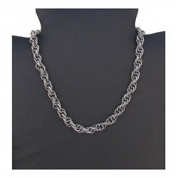 Indian metal necklace